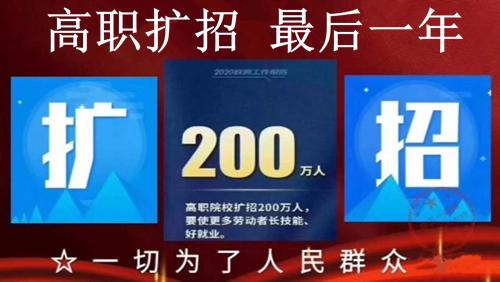 石家庄铁路学校中专应届生能参加高职扩招吗